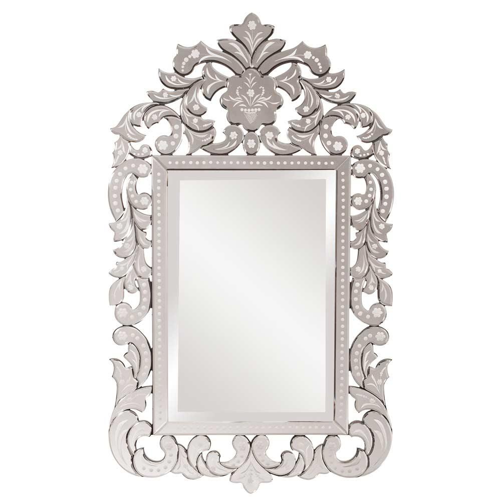 Venetian Style Designer Mirror Hre 106 Accent Mirrors