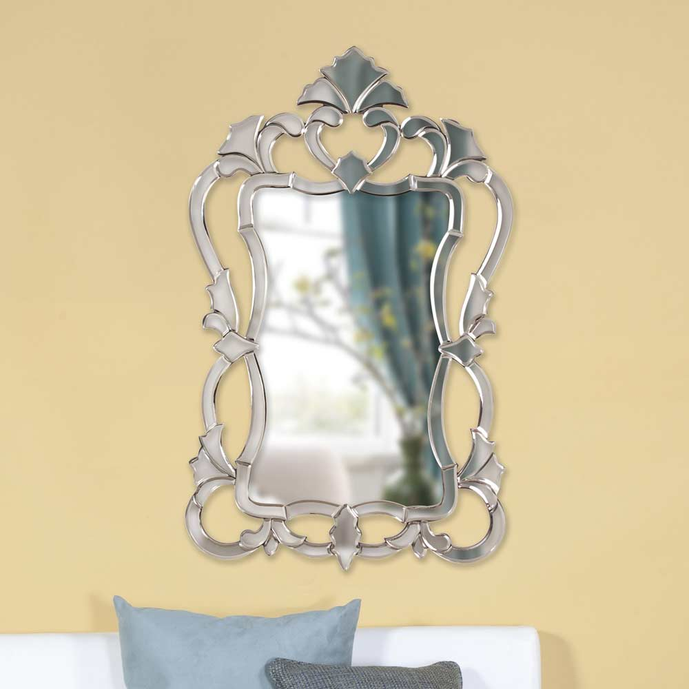 Ornate Frame Venetian Designer Wall Mirror HRE 103 | Accent Mirrors