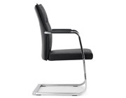 Modern Black Conference chair Z-140