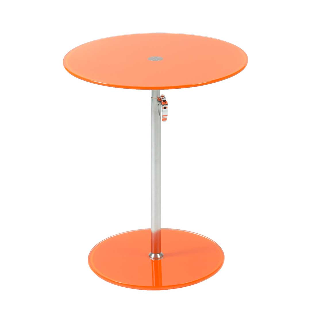 Stanley Dining Room Table Side Table Adjustable Height Estyle 197 In Green Kitchen