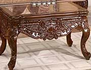 Glass Classic Coffee table HD4601