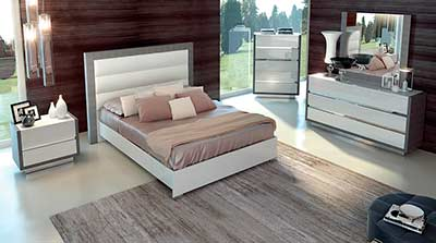 Modern Bedroom Collection Marcio EF