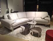 Top Grain Leather Sectional sofa