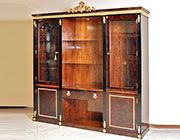 Luxurious Bookcase Valentine