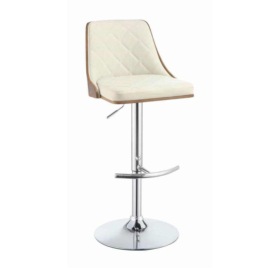 Modern Black Adjustable Bar Stool CO 410 | Bar Stools
