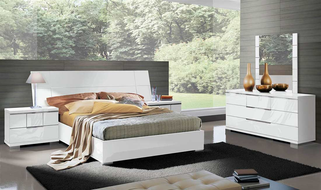 Italian Asti Bed By Alf Furniture