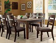 Transitional Dining table FA191