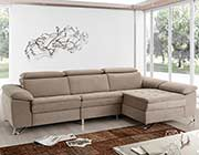 Modern Beige sectional sofa EF 017