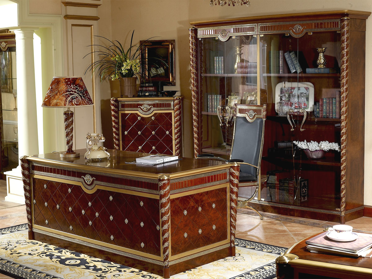 Hermes Writing Desk Executive