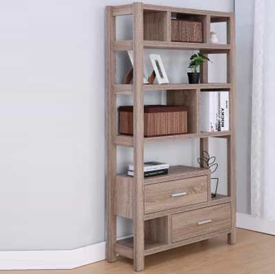 Taupe Display cabinet ID965