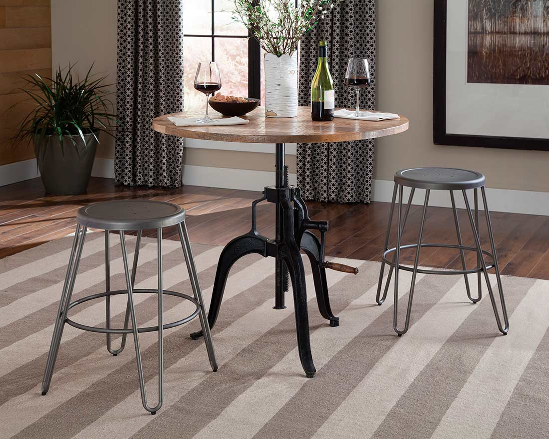 adjustable dining table co221