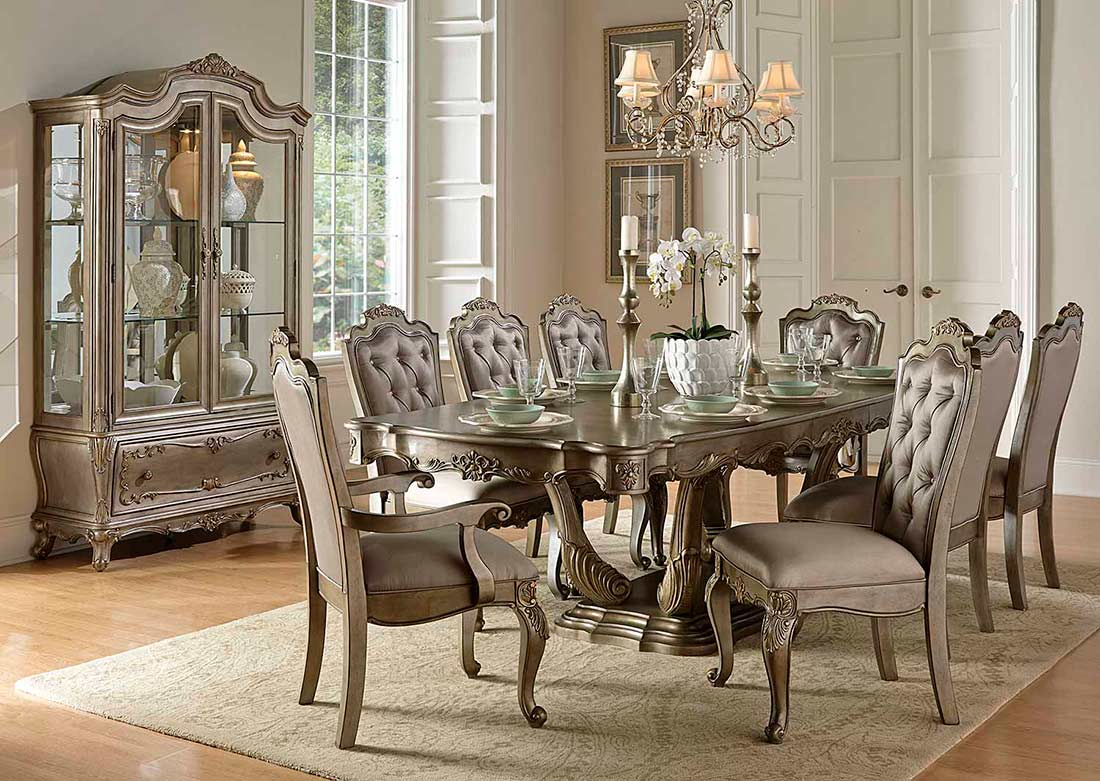 Extandable Dining Table He Fiorella Classic Dining