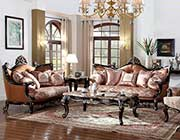 Bt 178 Brown Italian Sofa Collection Traditional Sofas
