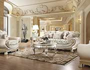 Classic Living Room Set HD 656