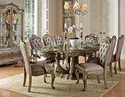 TraditionalExtendable Dining Table HE 867