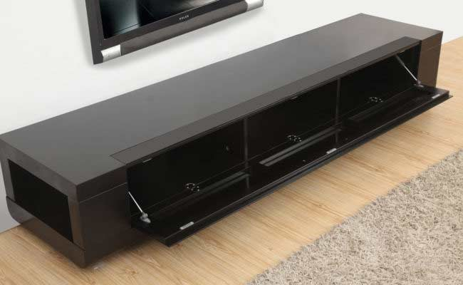 White High Gloss Tv Stand Bm 632 Tv Stands