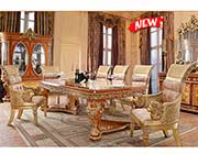 Classic Dining Table HD 024