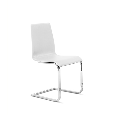 Jude-SP White Chair by Domitalia