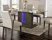 Glass Top Dining Table FA 718