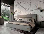 Italian Leather Bed VG Corazon