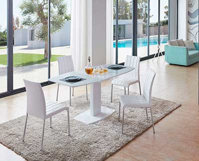 Extendable Dining Table EF 396