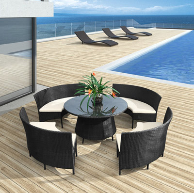 Outdoor Dining Table Set Z90