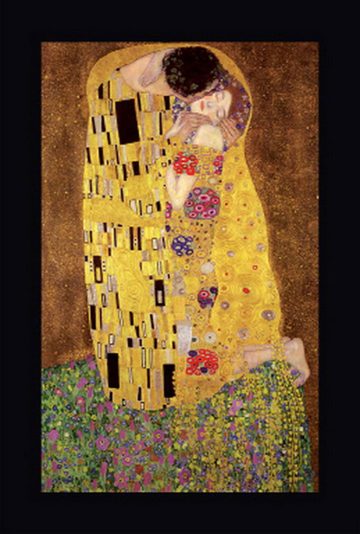 The Kiss By Klimt Paintings