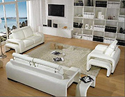 Modern Leather Sofa Set VG-39