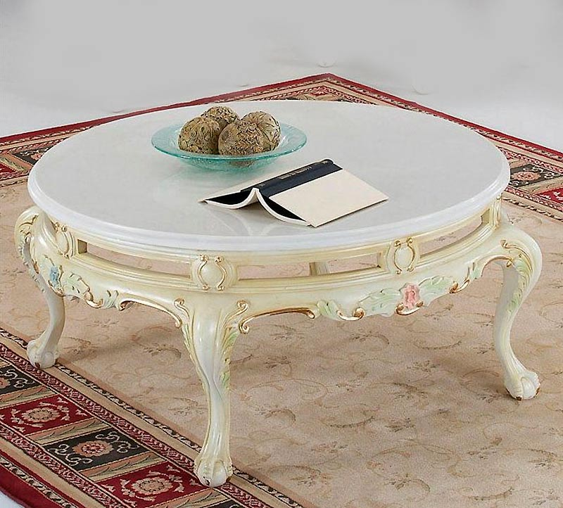 Baroque Coffee Table 03 Baroque Coffee Tables