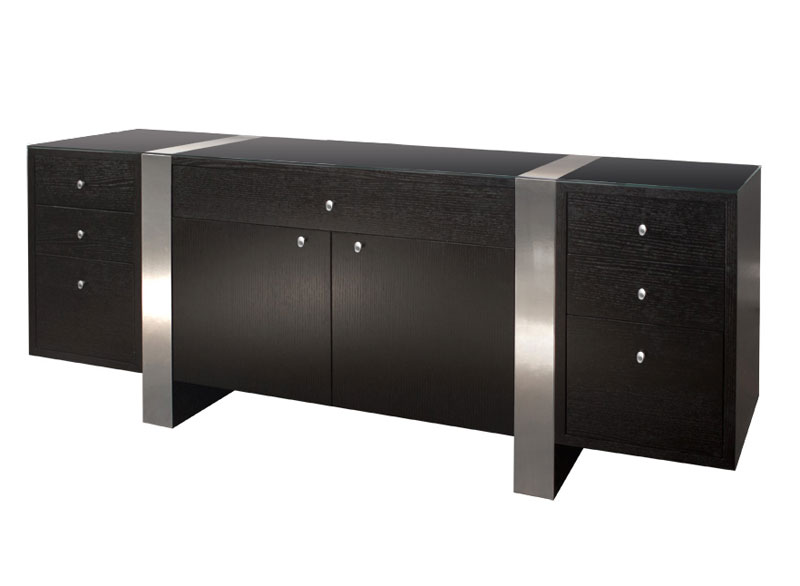 Sh02 Wenge Color Desk