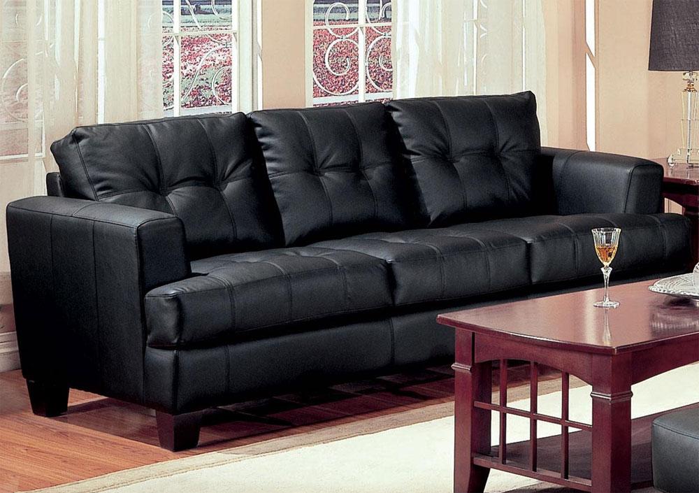 ... Cream Leather Sofa Set West ...