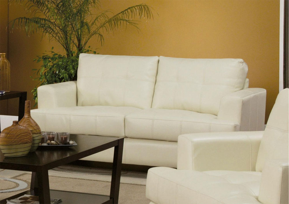 Cream Leather Sofa Set West Leather Sofas