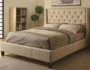 Upholstered Bed CO332