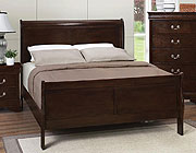 CO411 Cappuccino Bedroom Set