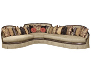 BT 179 Italian Traditional Sectional Sofa