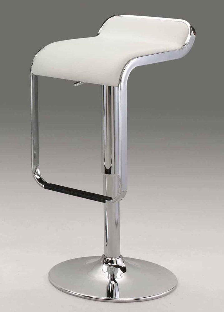 modern white chair cr6050wh bar stools