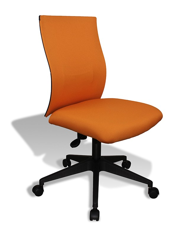 Modern Orange Office Chair Kaja By Jesper Office Chairs