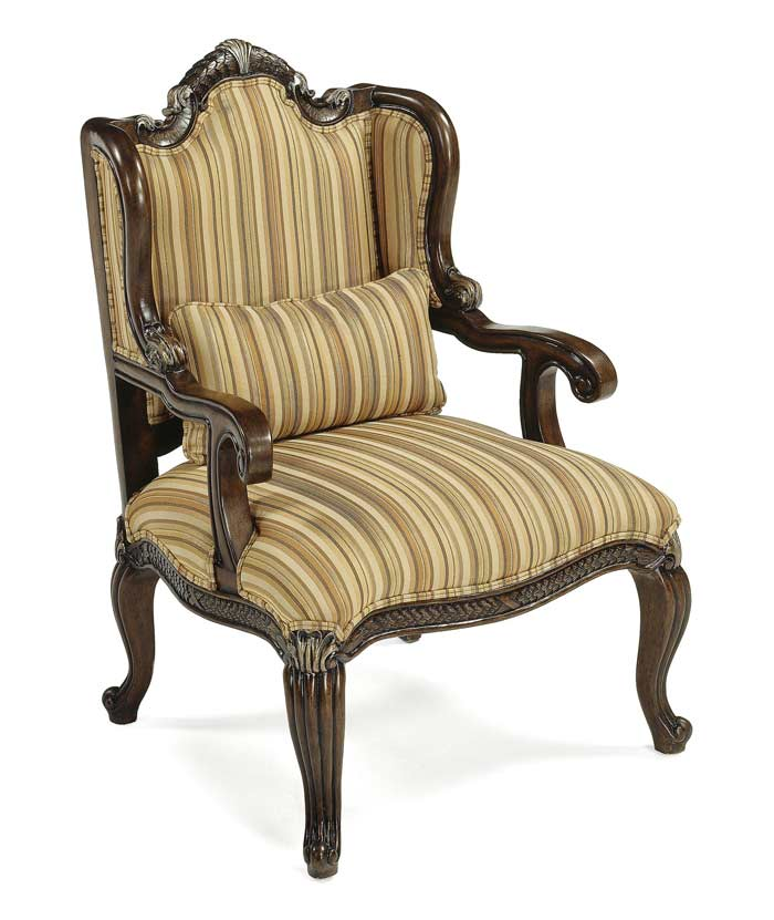 Accent arm chairs - Room Gt Gt Accent Seating Gt Gt Bt 060 Classical Italian Accent Arm Chair