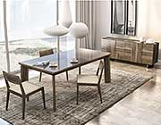 Illusion Dining table 4788 UP-line by Huppe