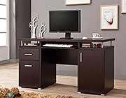 Brown Computer Desk CO 107