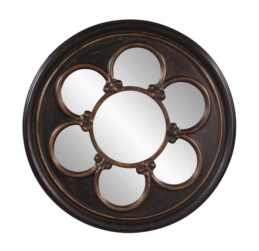 Designer Round Mirror Hre 109