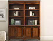 Latitude Bookcase by Hooker Furniture