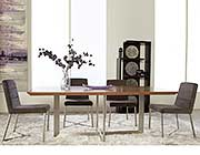 Modern wooden dining table ES 12