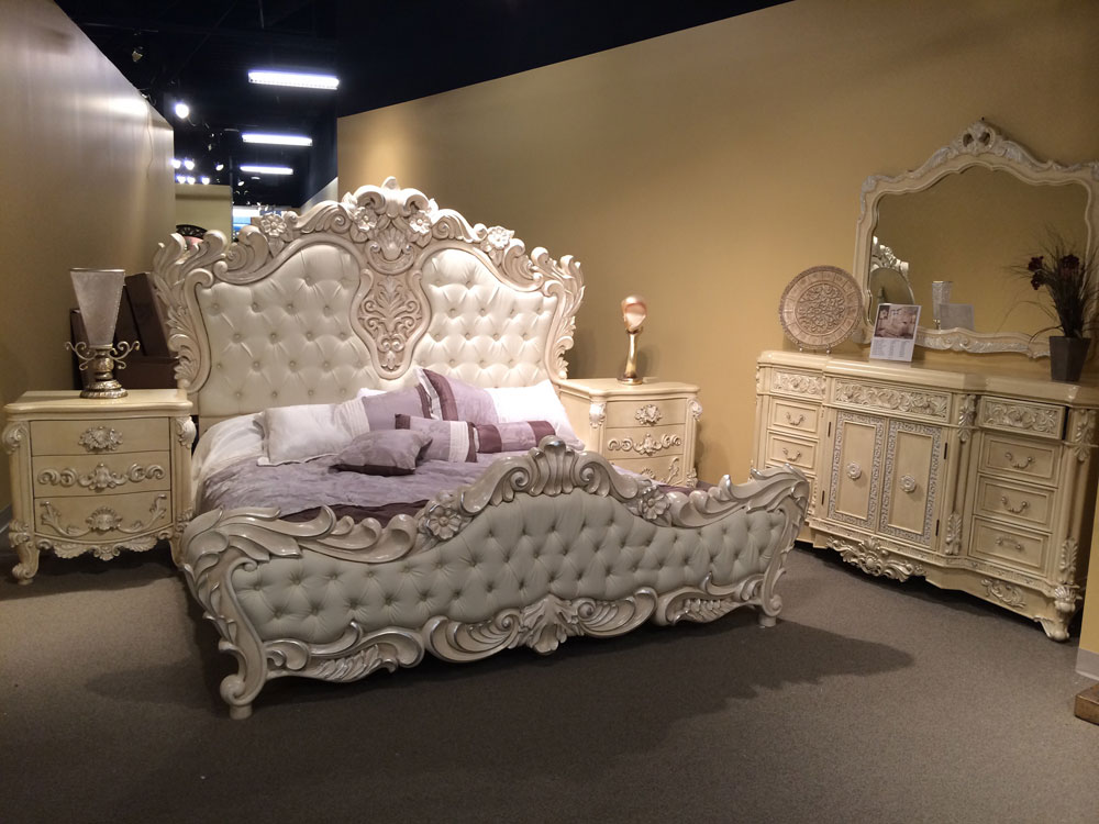 Traditional tufted beige bed hd 85 classic bedroom - Bedroom farnitures hd ...