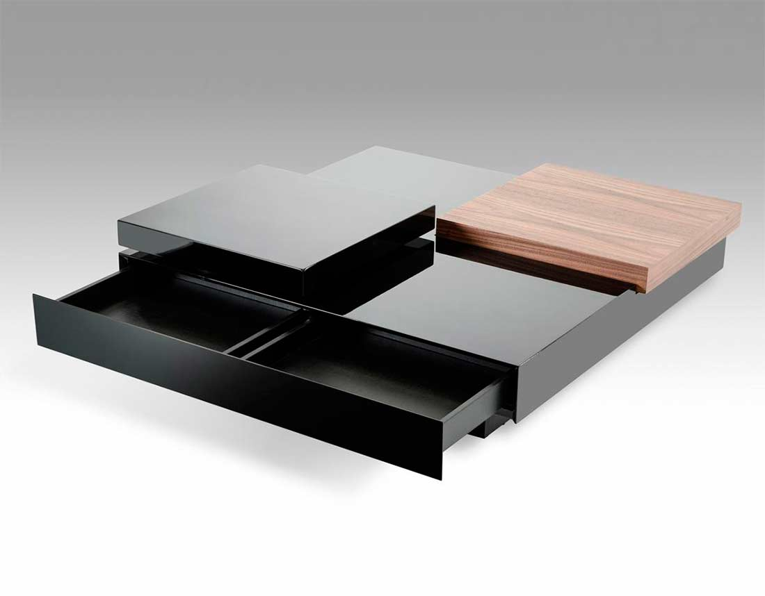 Modern coffee table vg412 contemporary for Modern coffee table