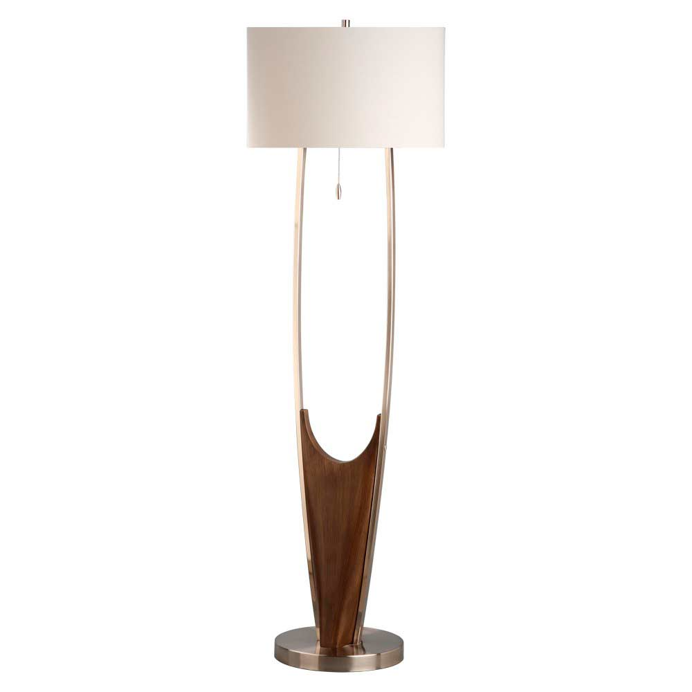 Elegant floor lamp nl458 floor table for Floor lamp with table