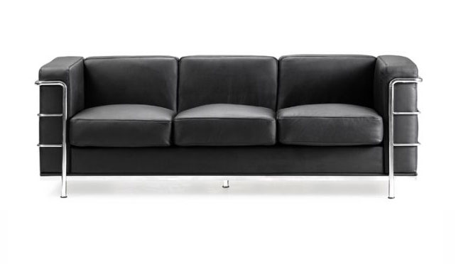 Office Sofa With Metal Frame