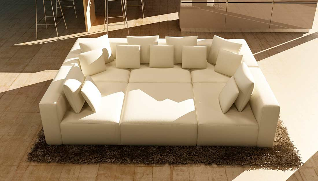Enjoyable Modern Bonded Leather Sofa Vg206 Leather Sectionals Gamerscity Chair Design For Home Gamerscityorg