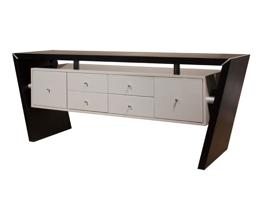 Austin Modern Office L Shaped Desk Executive