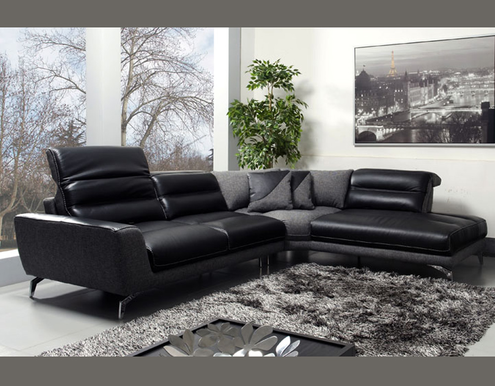 Leather Sectional Sofa Bella Leather Sectionals